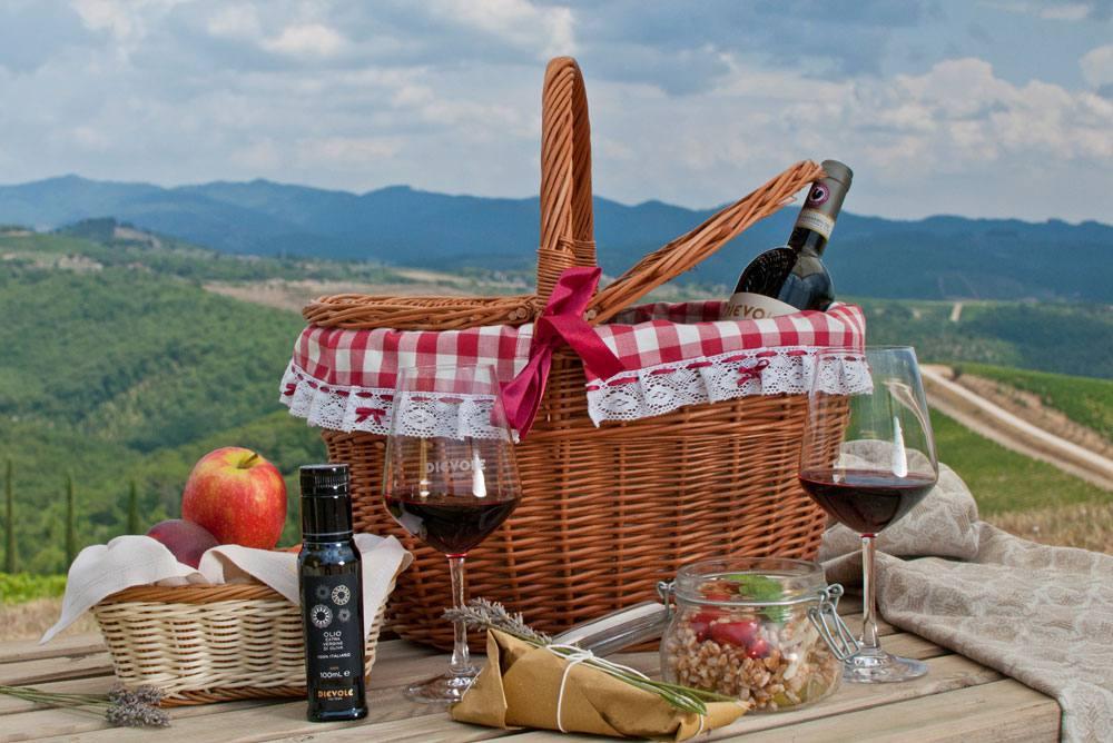 Gourmet Picnic Tour