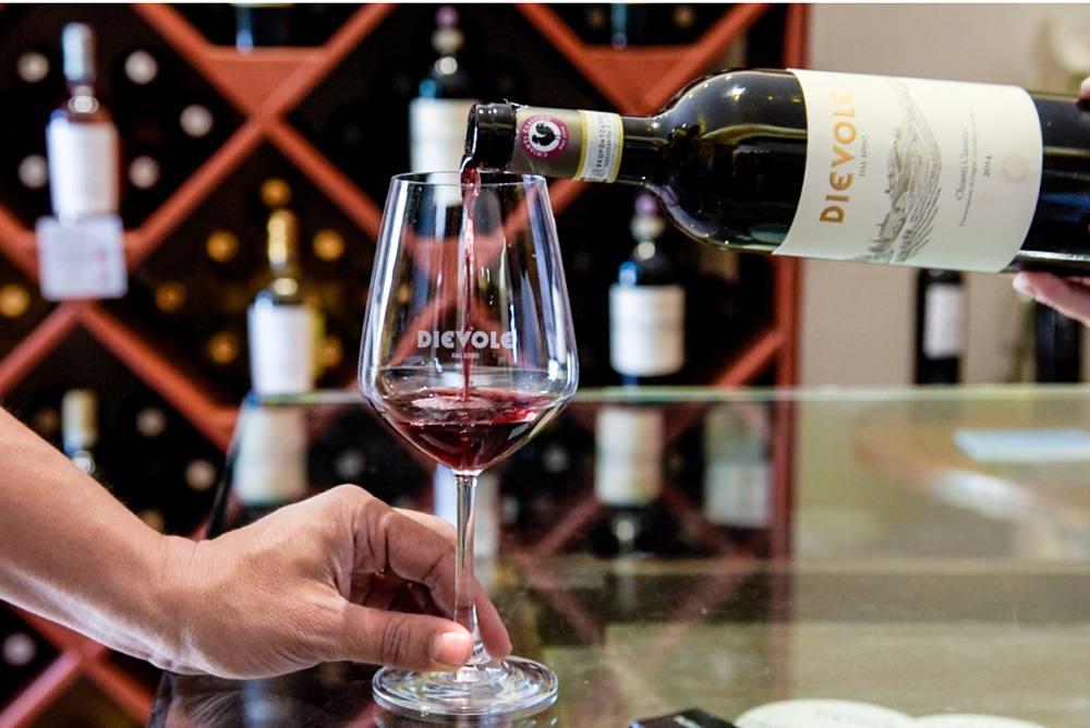 Dievole Wine Tasting Tour