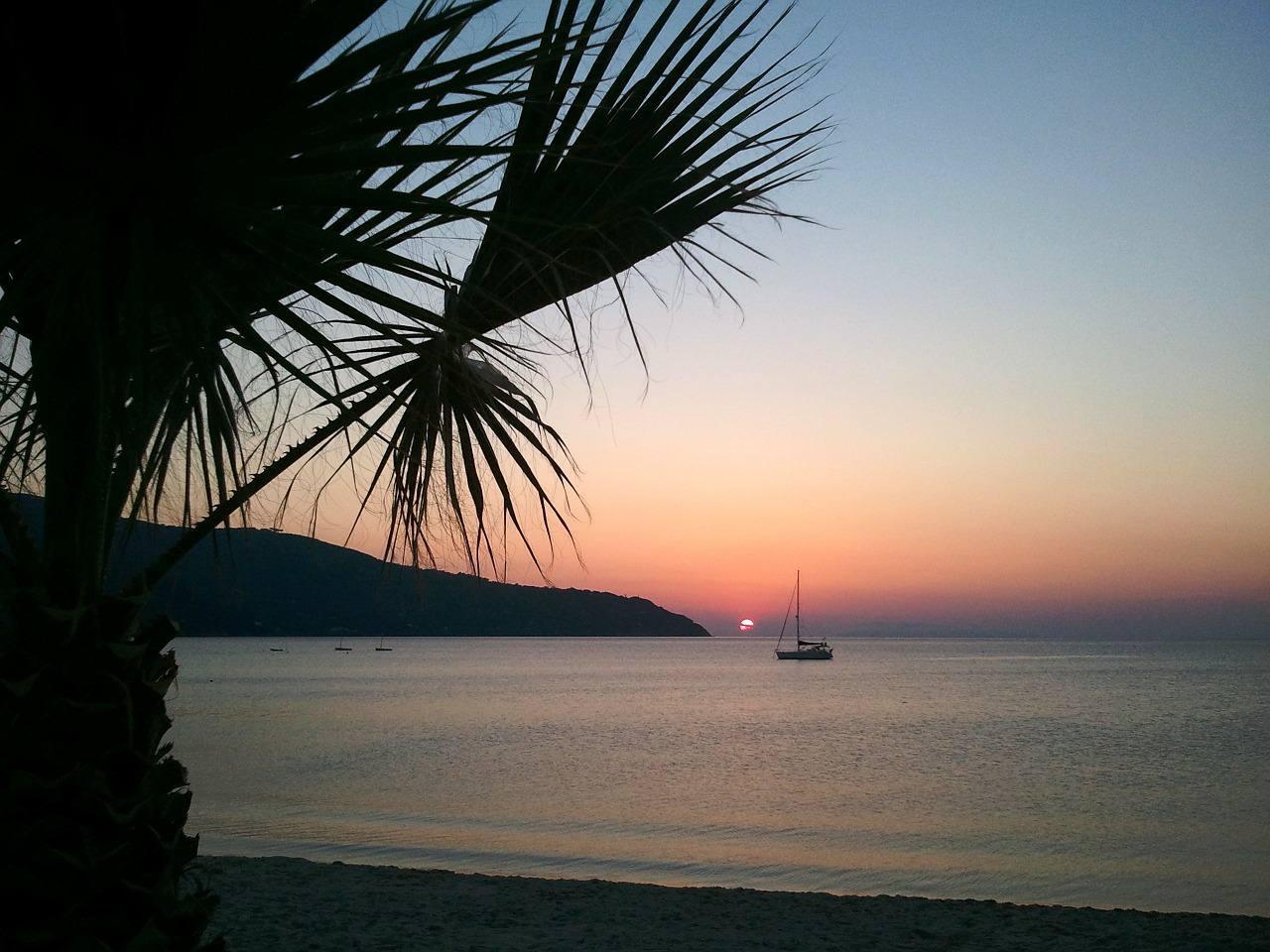 Best beaches in Tuscany - Beach in Elba Island