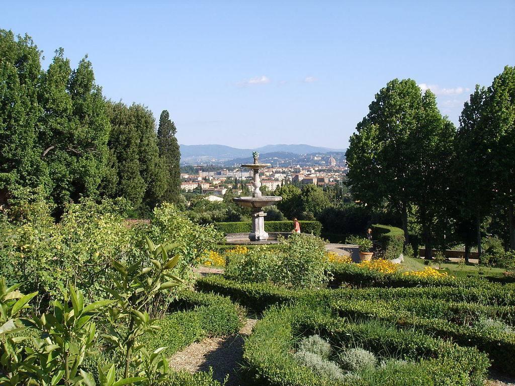Villa La Petraia - Fotografía de Sailko en Wikipedia