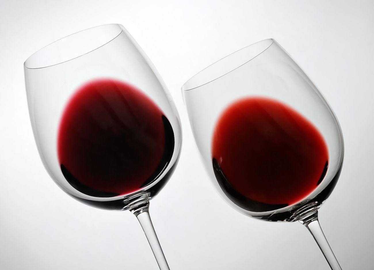 Degustare un vino
