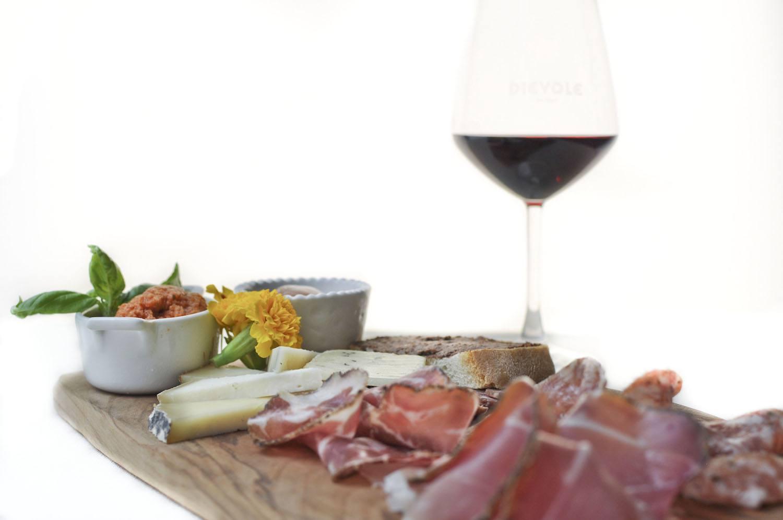 Summer food in Tuscany: Dievole's new menu