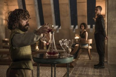 Game Of Thrones wine according to Dievole
