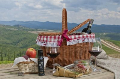 Picnic spots in the Chianti region: the best places for outdoor dining