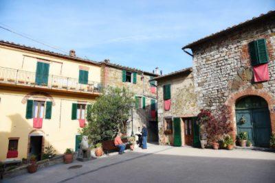 Vagliagli: A Medieval Town Renewed