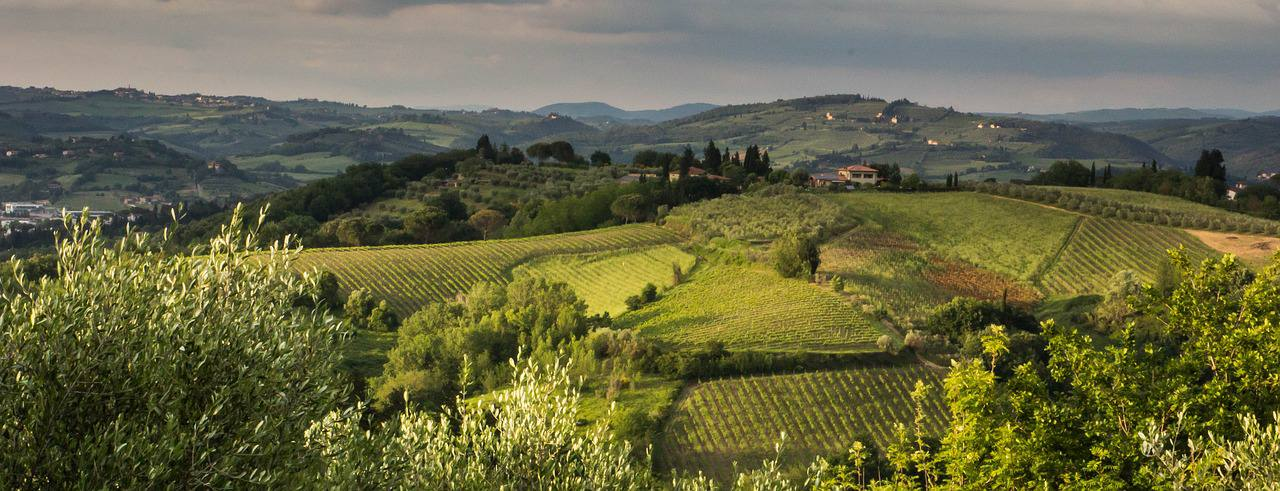 Toscana-campagna