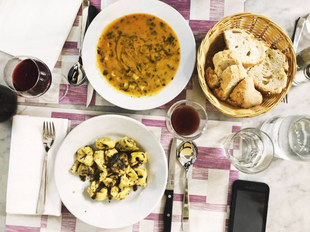 Traditional Florentine Lunch at Sergio Gozzi | Visit Florence