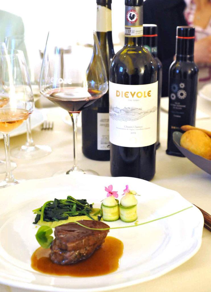 Il profumo del vino: I vini di Sangiovese con i piatti invernali a base di carne