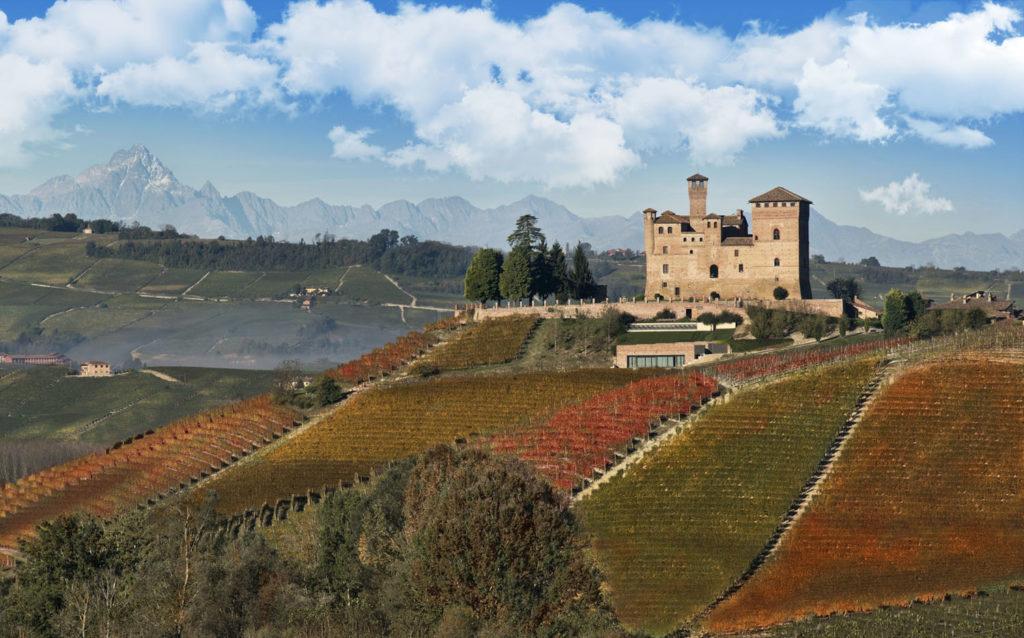 Castello di Grinzane - Wine tourism in Piemonte
