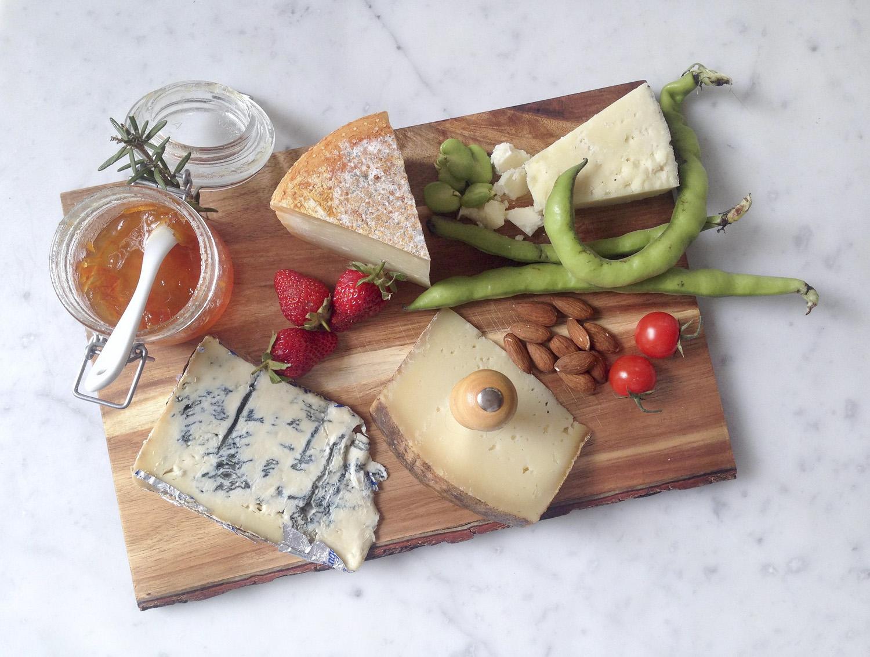 Cheeseboard - Italian Cheese