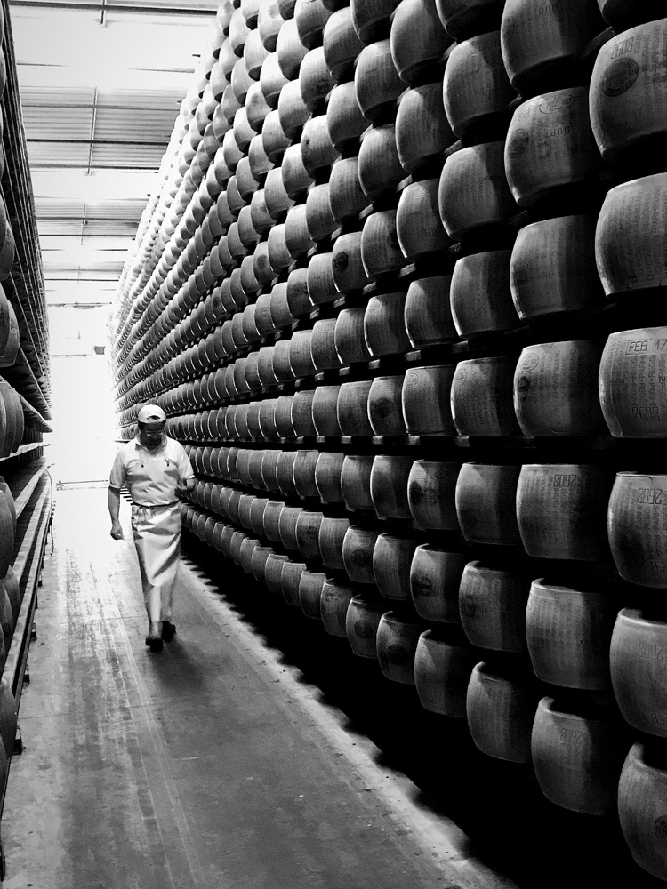 Parmigiano Reggiano - Italian Cheese