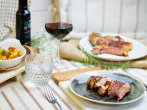 Carne e Vino: un matrimonio d'amore