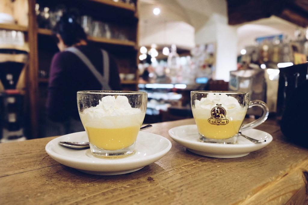 Bombardino - Italian Cocktails