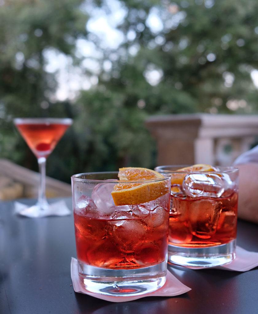 Negroni Sbagliato - Italian Cocktails