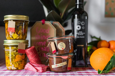 Handmade Gifts: edibles from the heart for Christmas